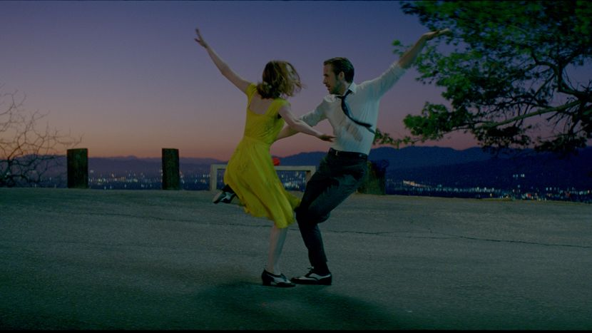 Image from La La Land