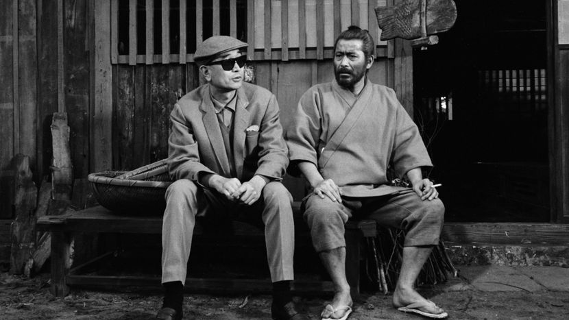 Image from Mifune: The Last Samurai