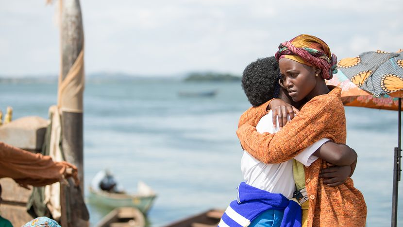 Image from Queen of Katwe