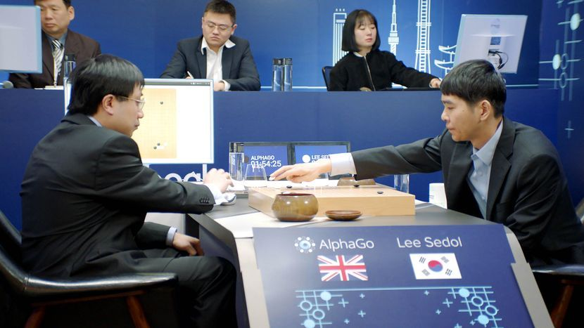 Image from Alphago