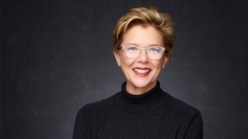 Image from Screen Talk: Annette Bening