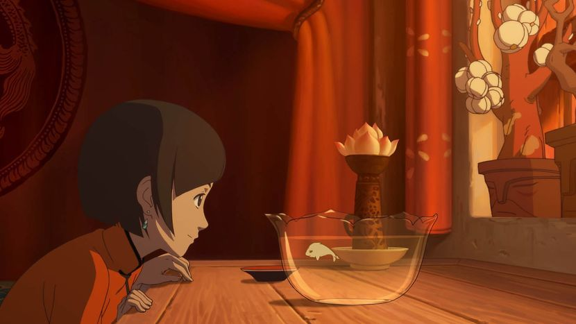 Image from Big Fish & Begonia