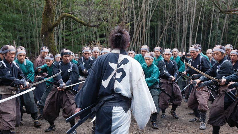 Image from Blade of the Immortal