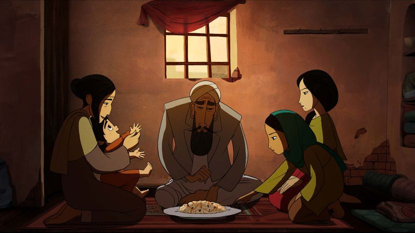 Image from The Breadwinner