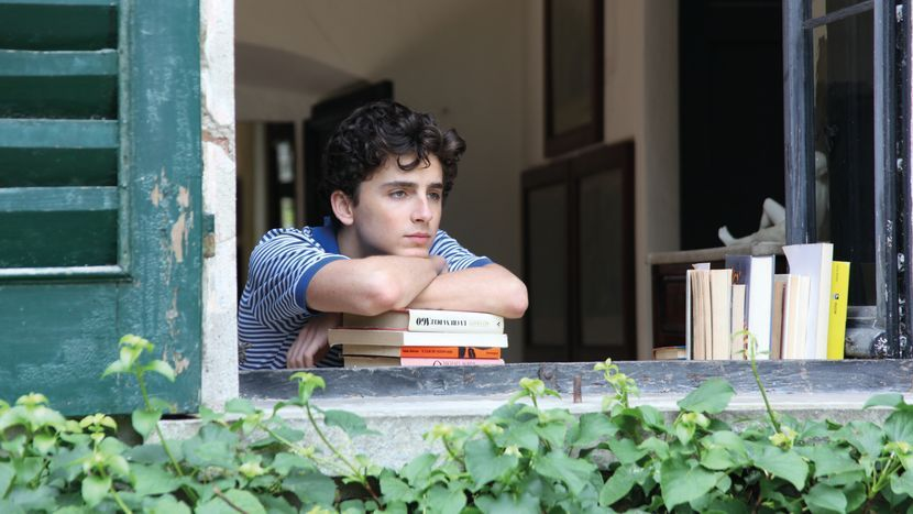 Image from Call Me by Your Name