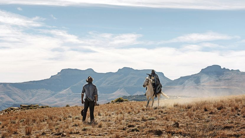 Image from Five Fingers for Marseilles