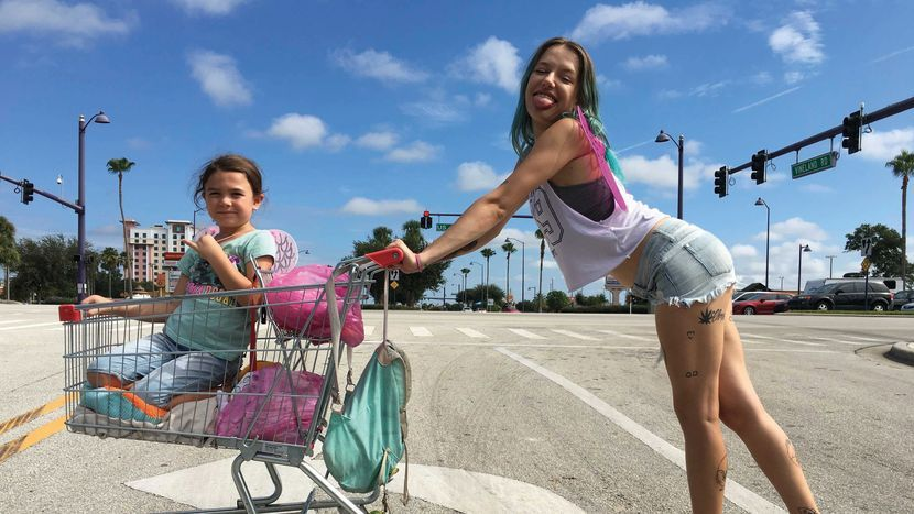 Image from The Florida Project