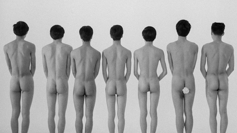 Image from Funeral Parade of Roses