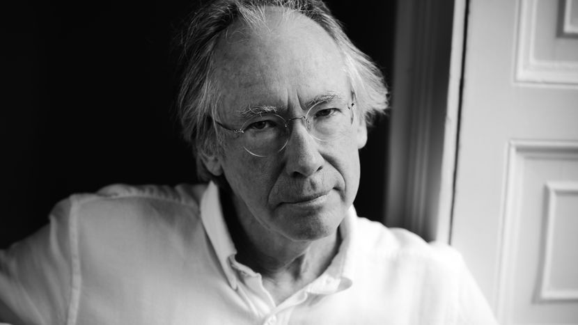 Image from LFF CONNECTS: Ian McEwan