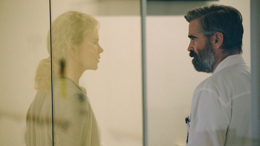 Image from The Killing of a Sacred Deer