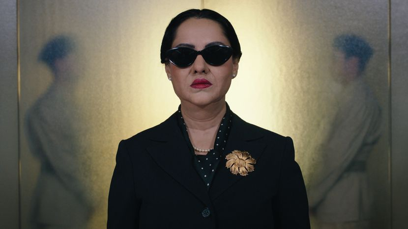 Image from Looking for Oum Kulthum