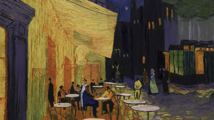 Image from Loving Vincent