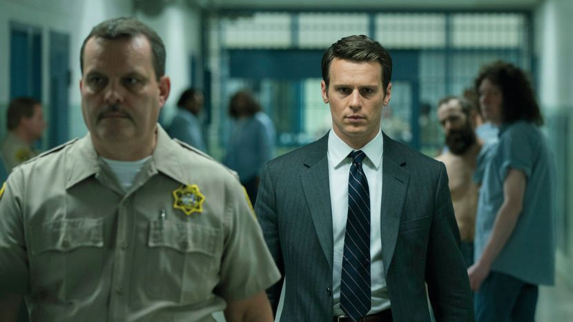 Image from MINDHUNTER