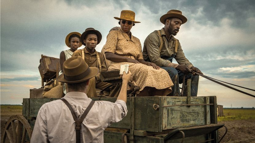 Image from Mudbound
