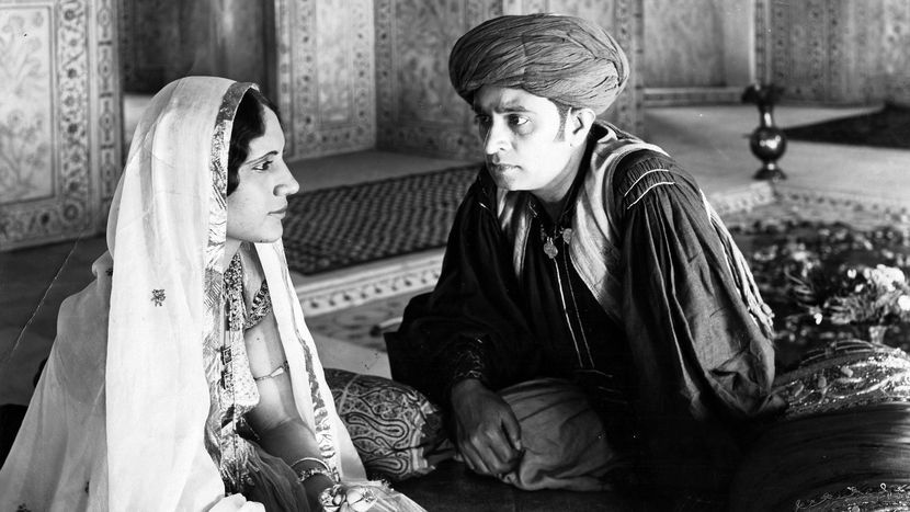 Image from Shiraz: A Romance of India
