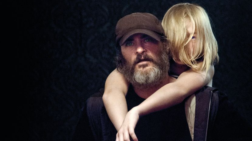 Image from You Were Never Really Here