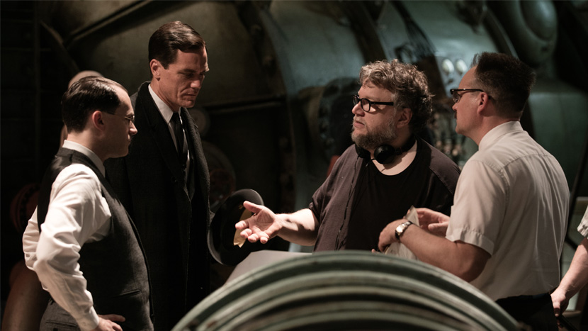 Image from Guillermo del Toro