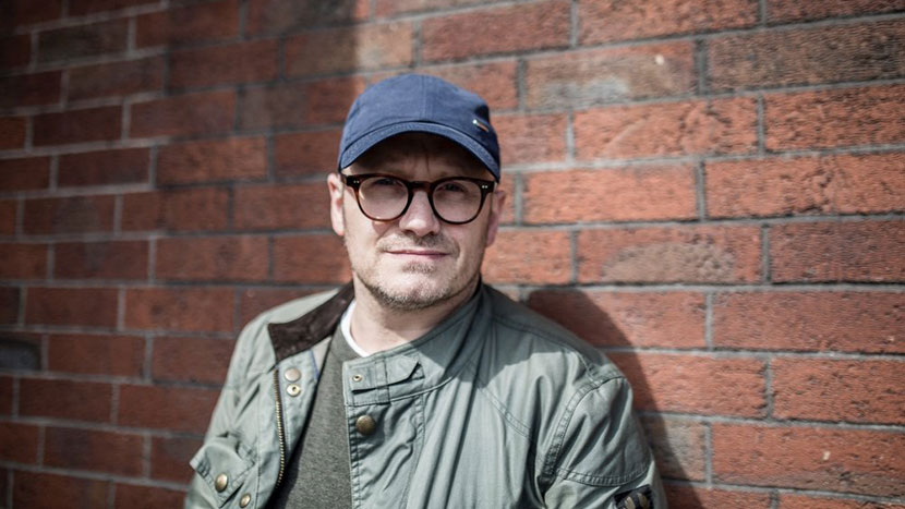 Image of Lenny Abrahamson, Jury President for the Official Competition of the 62nd BFI London Film Festival