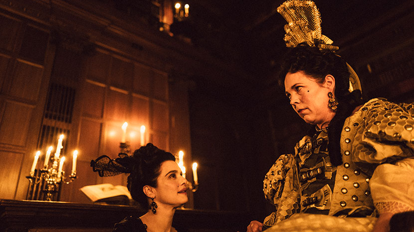 The Favourite announced as 62nd BFI London Film Festival American Express® Gala