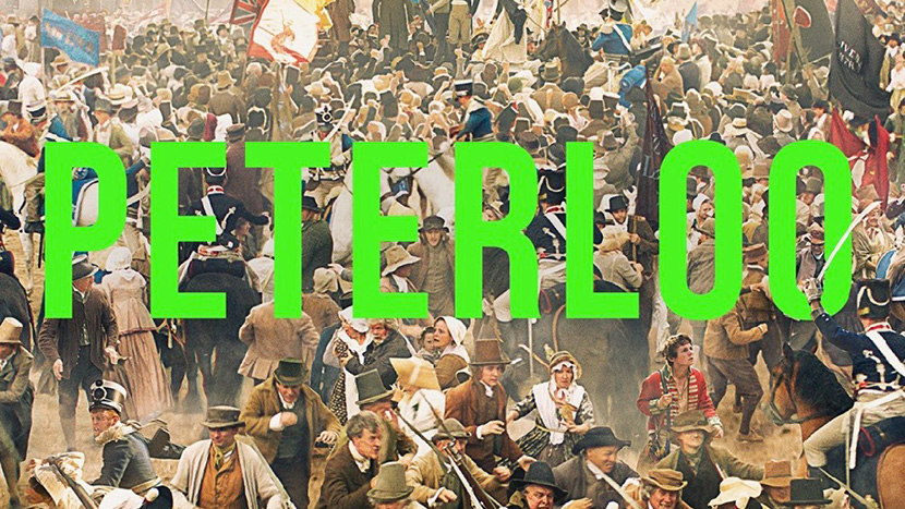 Image of Peterloo poster