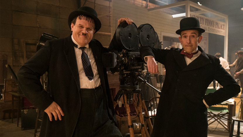 World premiere of Stan & Ollie to close 62nd BFI London Film Festival