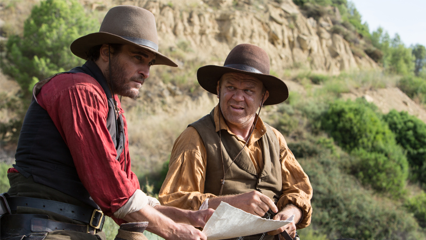 Image from The Sisters Brothers Dir Jacques Audiard