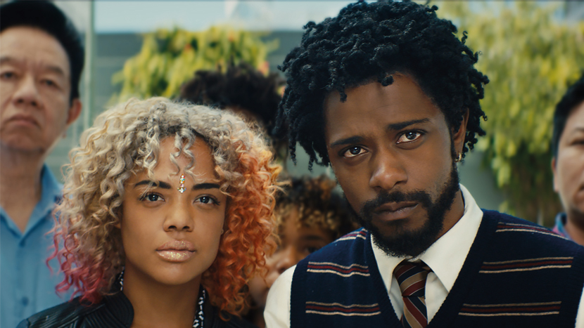 Image from Sorry to Bother You