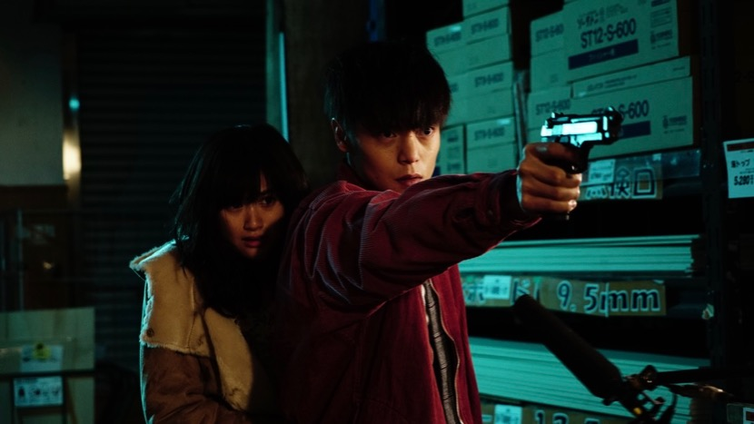 Image from First Love Dir Takashi Miike