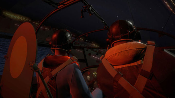 Image from An exploration into the creation of Immersive Histories Dambusters