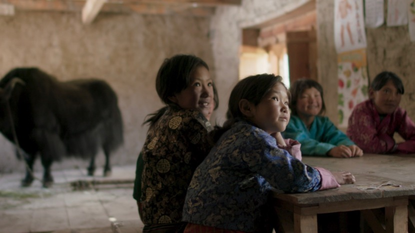 Image from Lunana: A Yak in the Classroom Dir-Scr Pawo Choyning Dorji