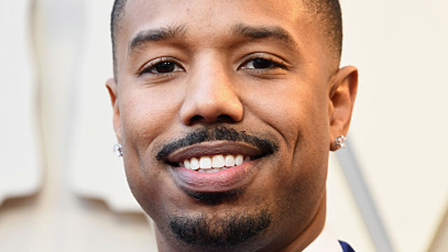 Image from Screen Talk: Michael B Jordan