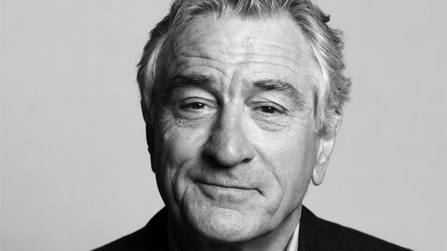Image from Screen Talk: Robert De Niro