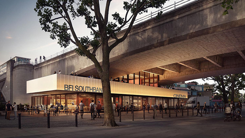 BFI Southbank | Venues | BFI London Film Festival 2019