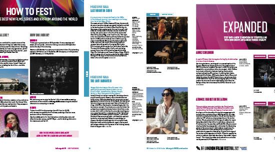 Feature films & shorts