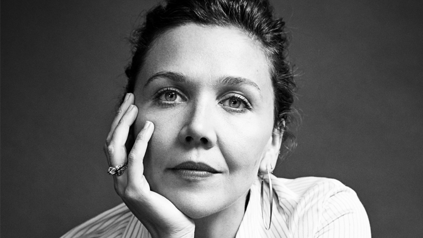 Image from Screen Talk: Maggie Gyllenhaal